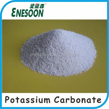 Chemical Formula Potassium Carbonate Granular Price Food Grade Buy