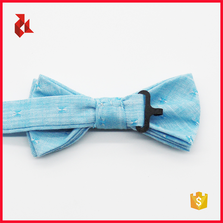 100% Cotton Handsome Satin Kids Bow Ties