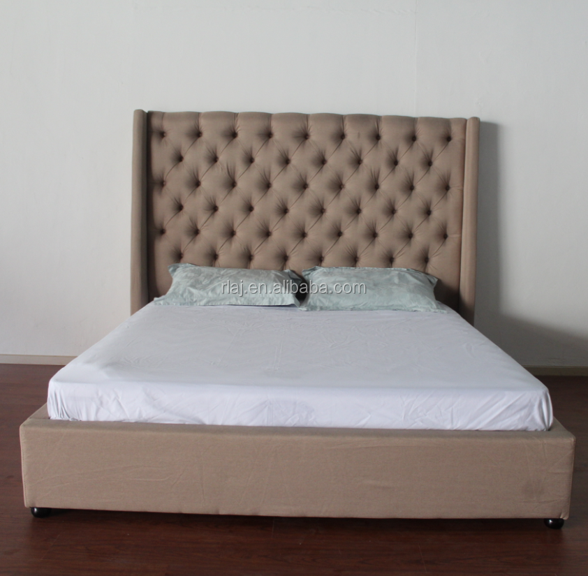 French upholstered bed Prince's Dream Series