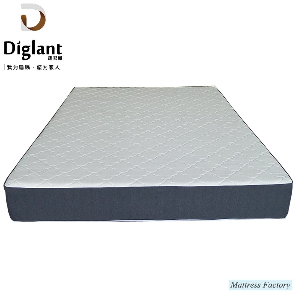 Traagschuim Top Matras.Bamboe Brandvertragende Aloe Vera Kokosnoot Cooling Latex Gel
