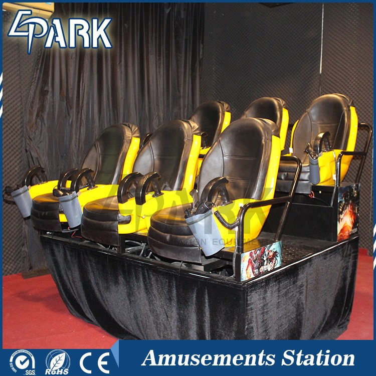 Wholesale Luxurious China 6 Seats 4D 5D 7D 9D 12D Cinema For Sale