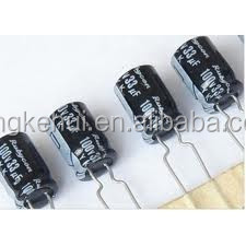 Wholesale Electronic Components Low Leakage 10UF 25V Capacitors 20%
