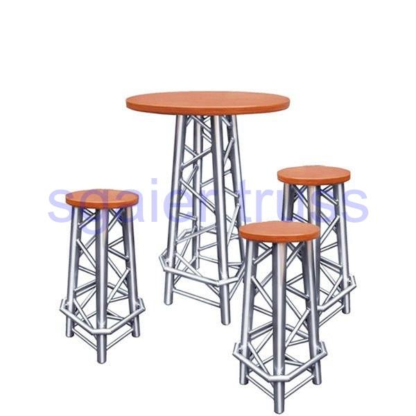 Portable Bar Furniture,bar Cocktail Table,truss Bar Table