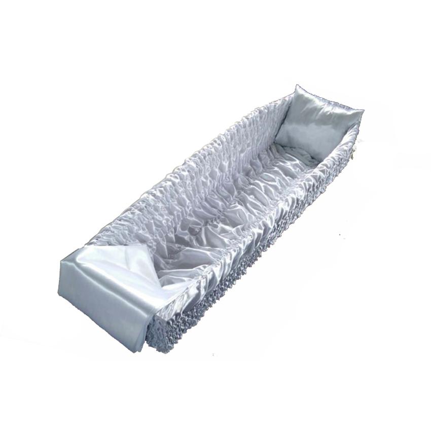 JS-L382 cheap hot sale coffin lining