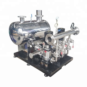 MBPS series intelligent constant pressure water supply equipment