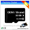 Limited Edition memory card 64gb tf card cheap price