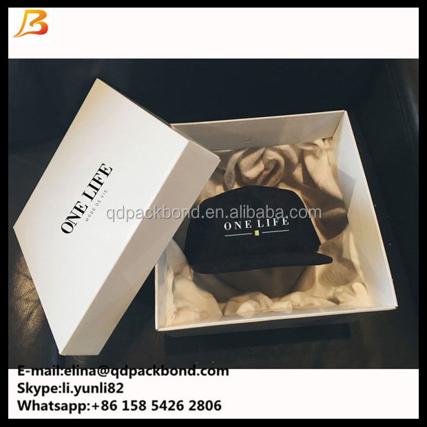 High quality white extra large gift boxes with lids, white presentation box