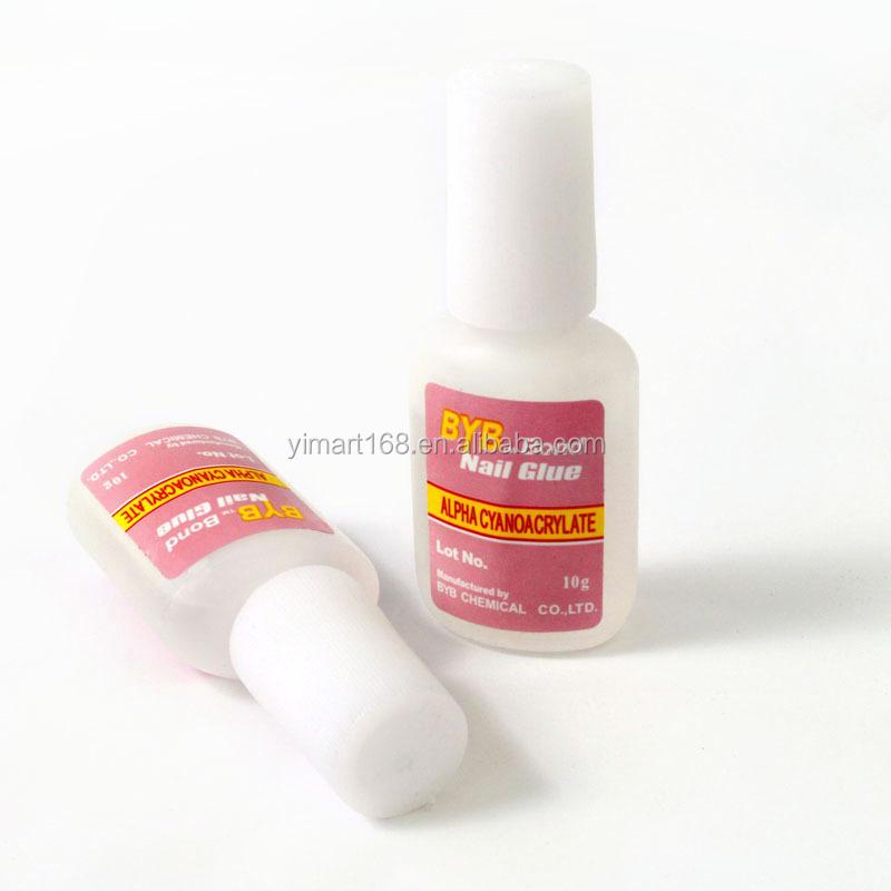 Byb Nail Glue, Byb Nail Glue Suppliers and Manufacturers at Alibaba.com