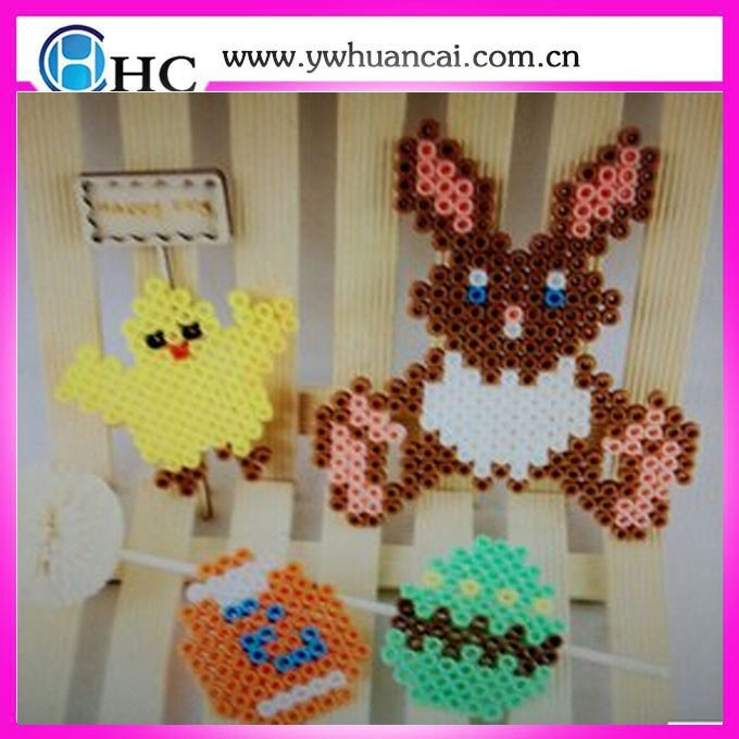 Chicken image perler beads/animals shaped perler beads