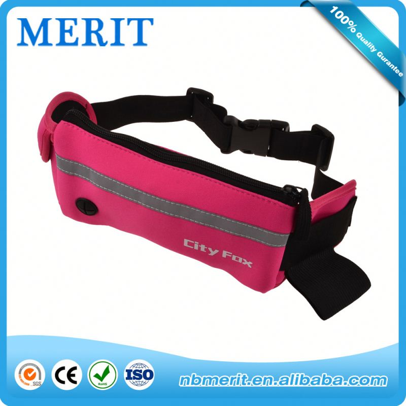High quality sample available water bottle belt clip running belt with water bottle water bottle belt