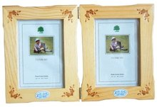 new design wooden photo frame