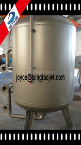 Automatic stainless steel sand filter
