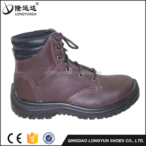 Factory price wholesale used safety work boots made in china