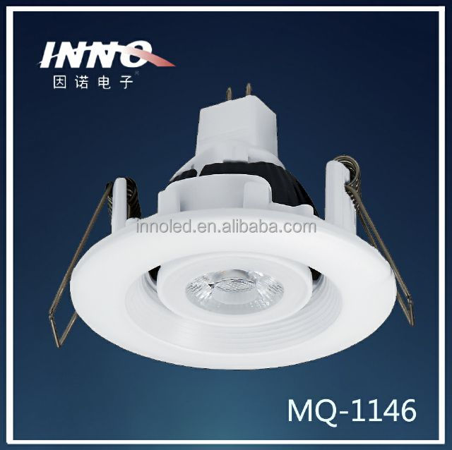 8W gu5.3 3inch 65mm Diameter LED <strong>Downlight</strong>