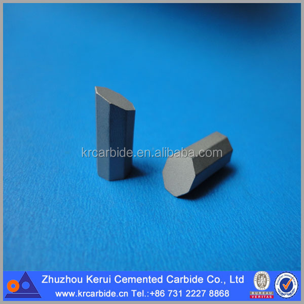 Drill Bit Tungsten Carbide Insert For 3 Wing Step Drag Bits ...