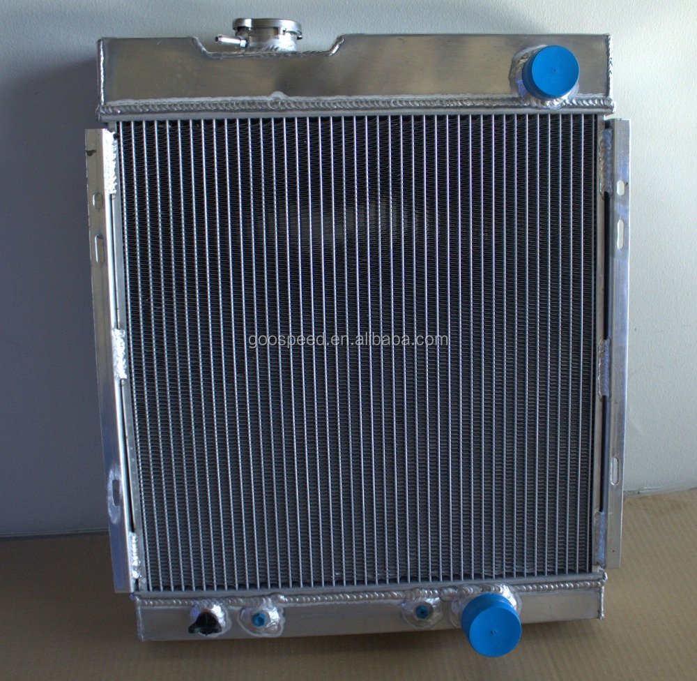 32mm all aluminum auto racing Radiator for FORD FALCON 65