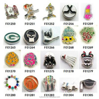 could send the order at once wholesale floating living charm fit for glass locket all of them are in stock