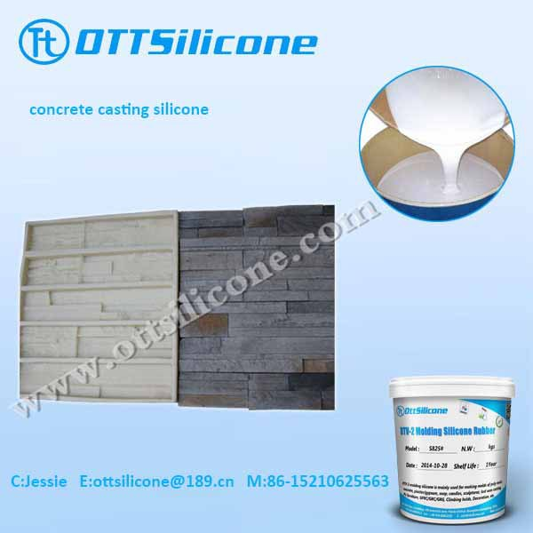 Rtv-2 Silicone Rubber For Grc Craft Molds,Architectural Stone Cast ...