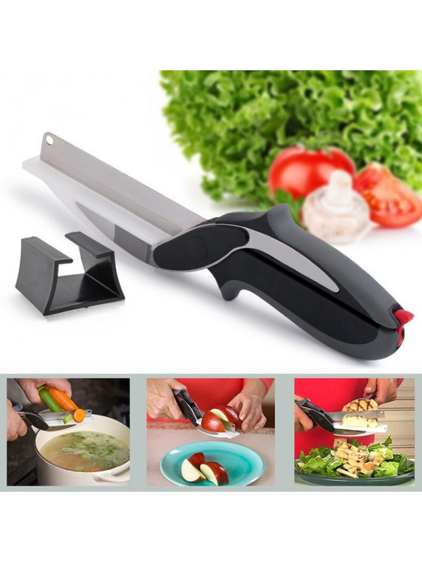 Factory Price Auplex Kamado  Multi-Functions Clever Cutter Accessories