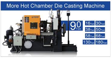 Mini horno de aleación de magnesio de 140 toneladas, máquina de fundición a presión de cámara fría