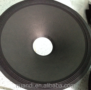 15 inch Speaker sub woofer parts paper cone