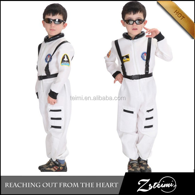 Factory Price Sexy Taxi Driver Halloween Cosplay Costume Boy Astronaut Costume Suit