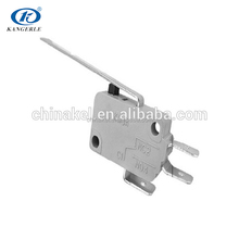 Wholesale From China normal close on-off KW3 dpdt lever micro switch for DV
