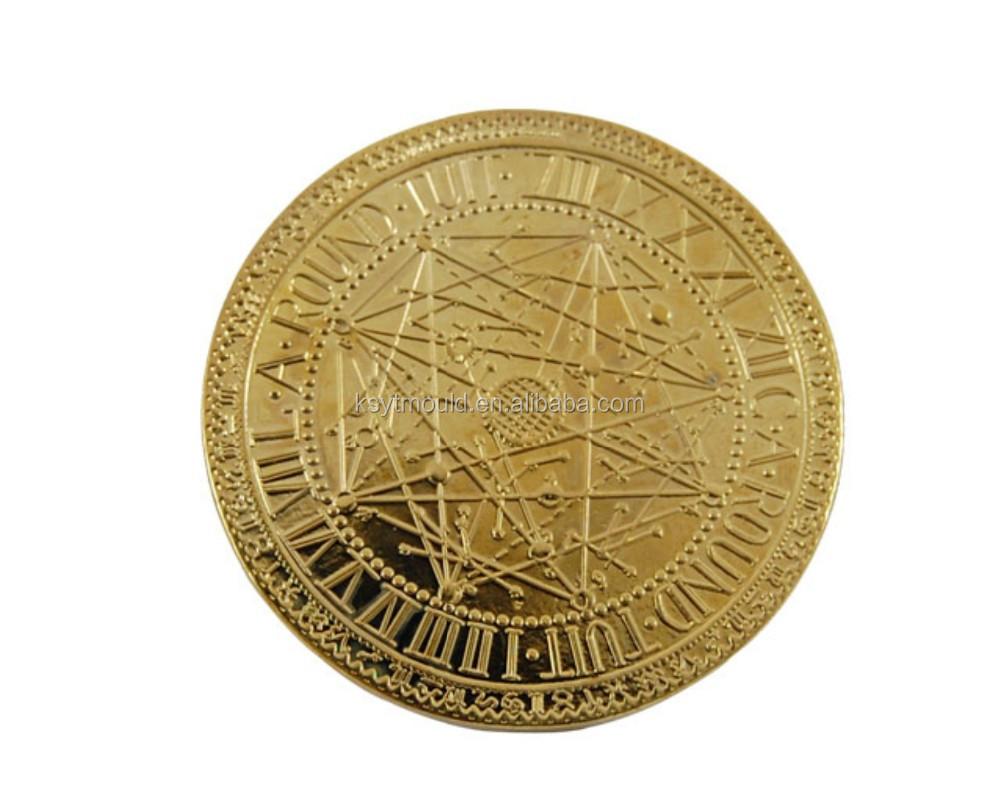 Benutzerdefinierte Gold Herausforderung Münze Usn Seltene Alte