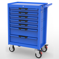 Cart repair trolley bead storage cabinets for Workshop