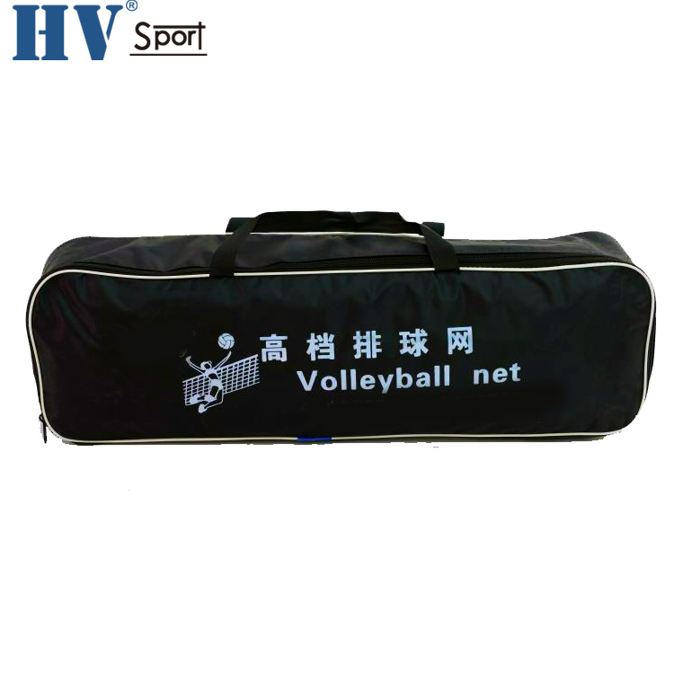 Indoor/Outdoor Professionele Volleybal Netto met Stalen Kabel