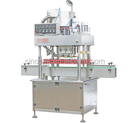 Best Price Italy Technology Automatic Inline Capper, Packing Line