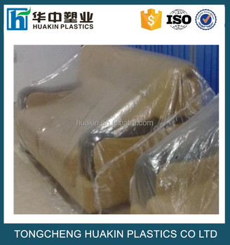 Furniture Sofa Couch Storage Protective Plastic Covers During Moving