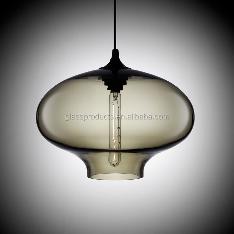 Wholesale Handmade Hanging Glass Pendant Ceiling Light Ceiling Lamp
