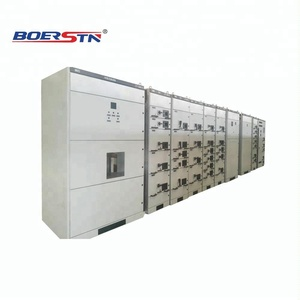 MNS Drawer type Low Voltage Switchgear Panel Cubicle Power Distribution Switch Board