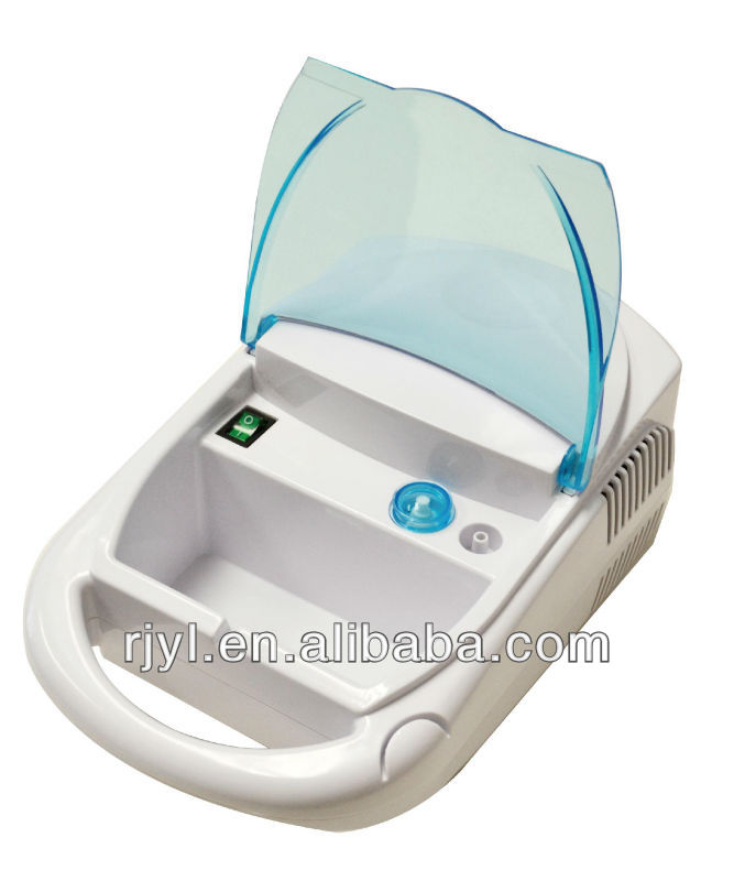 Low price heavy duty nebulizer compressor with quiet operation
