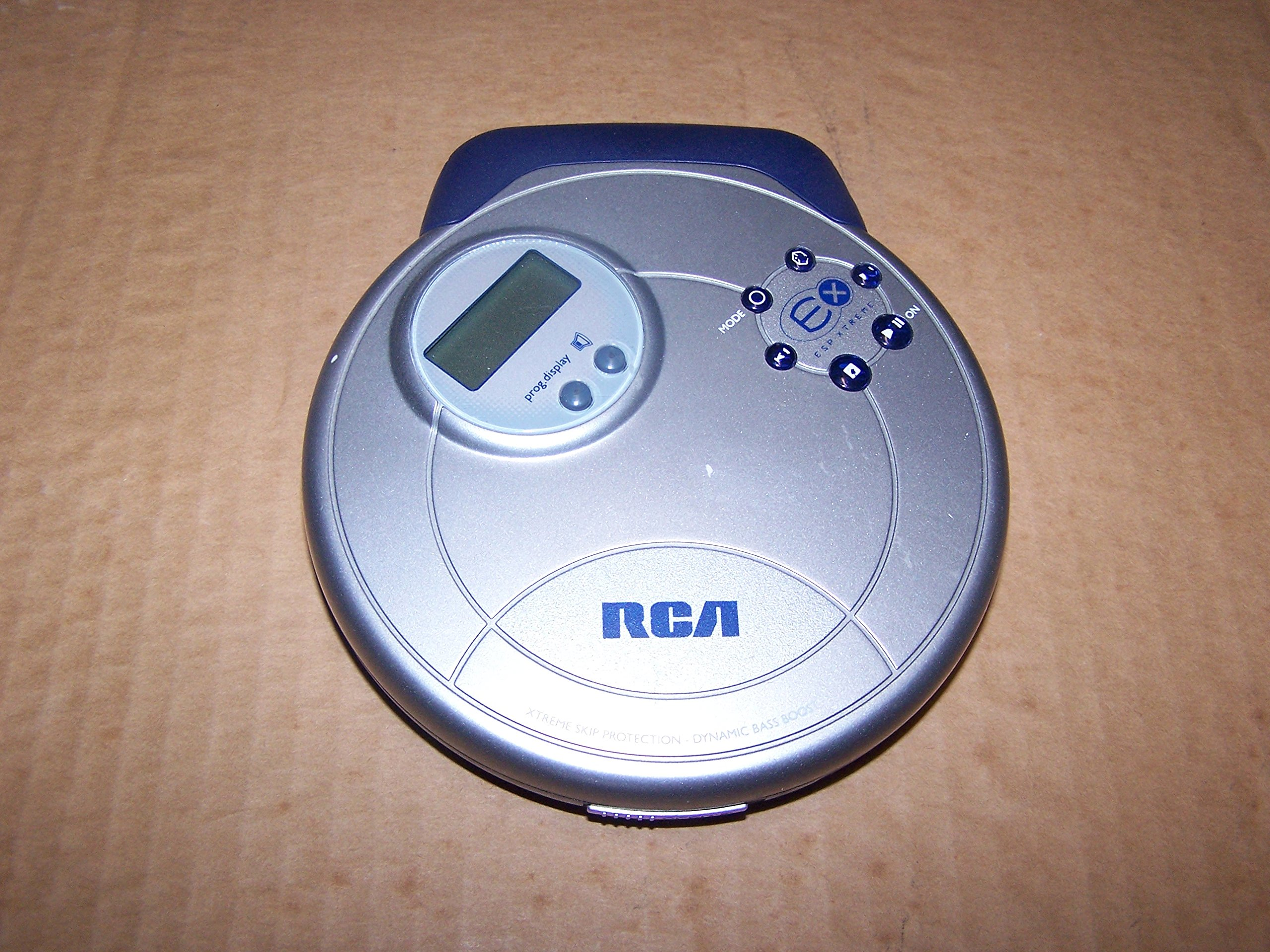 RCA RP2502 Personal CD Player