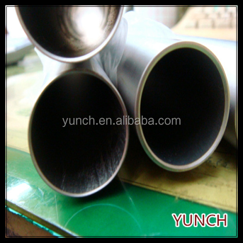 rubber air tube for air shaft titanium pipe tube