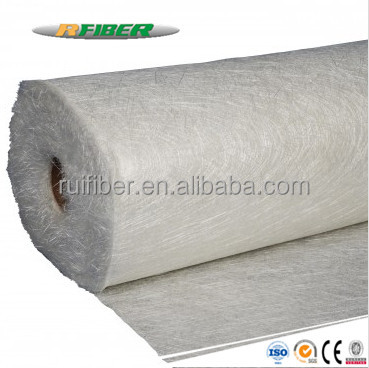 Buy fiberglass/ fibreglass E-glass chopped strand mat