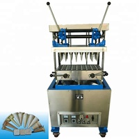 OC-32C Commercial Ice Cream Cone Egg Waffle Wafer Biscuit Making Machine Maker