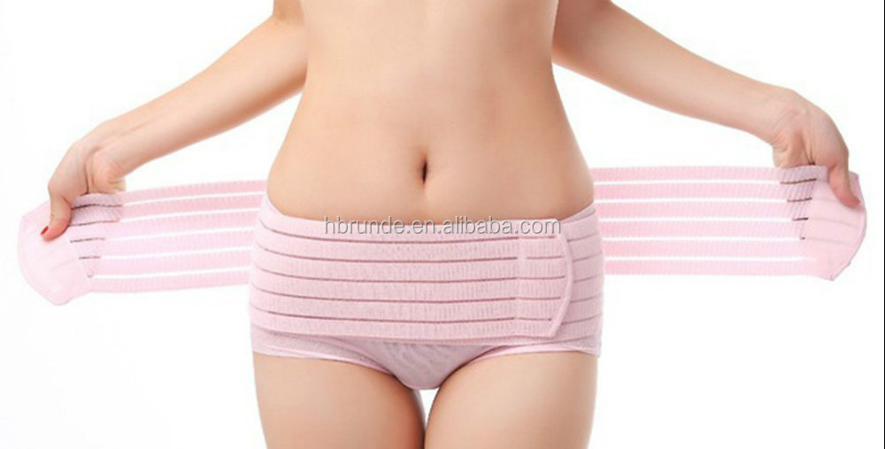 Maternity Support Belt/Brace Belly Postpartum Abdomen Band Prenatal Care