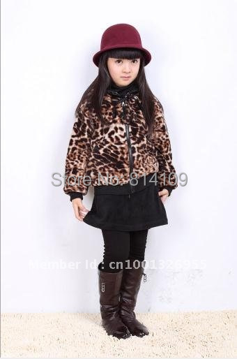 8990b1d1f8ae Cheap Leopard Jacket For Girls
