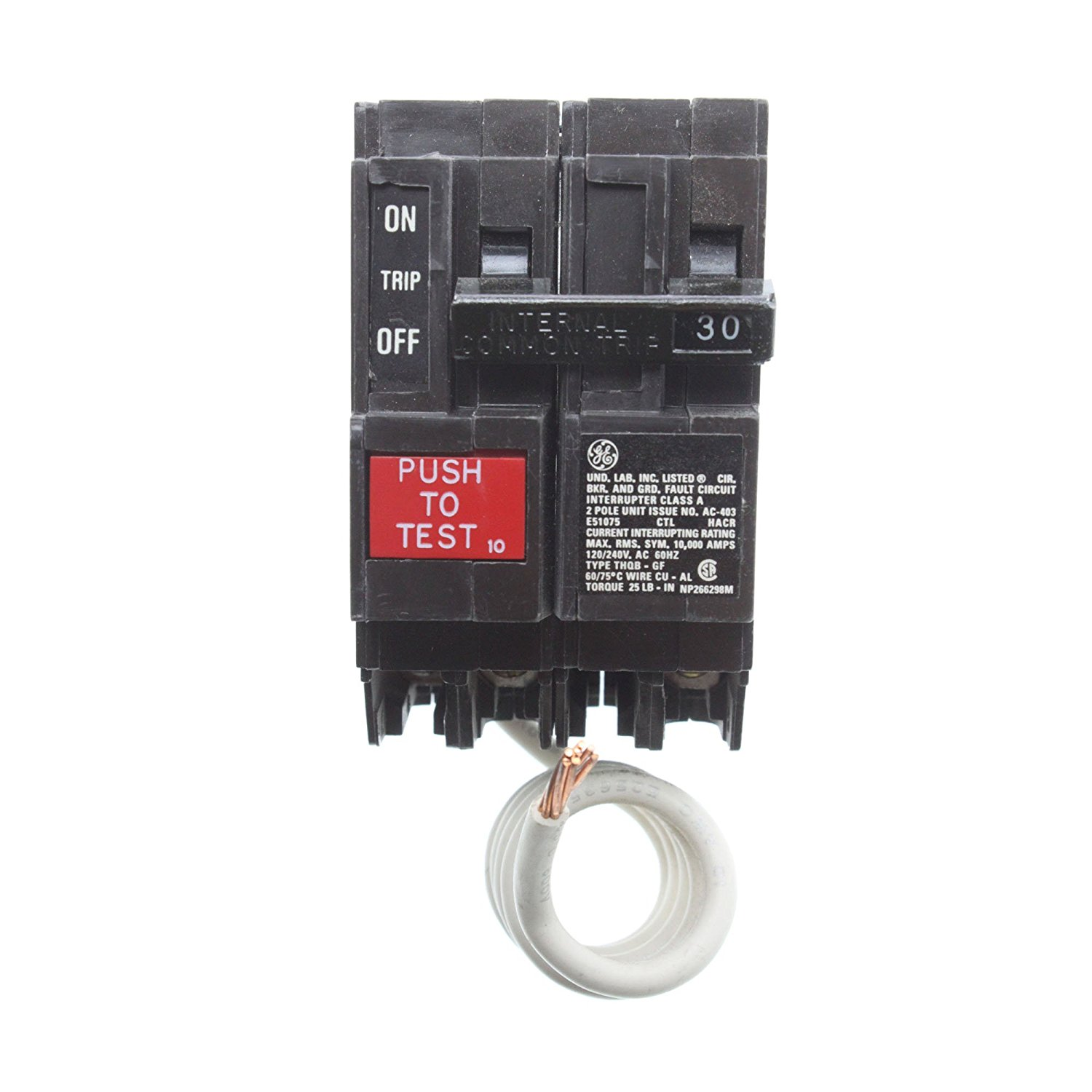 Siemens MP120DFH  20-Amp Afci//Gfci Dual Function Circuit Breaker Plug on Load Center Style
