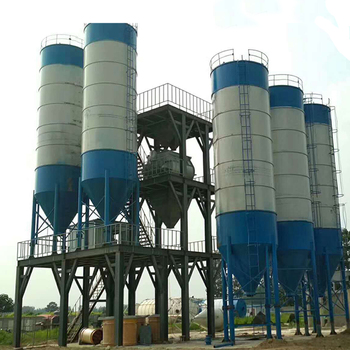 China Professional Supplier Turnkey Solution 15-20T/H Dry Mortar Production Line