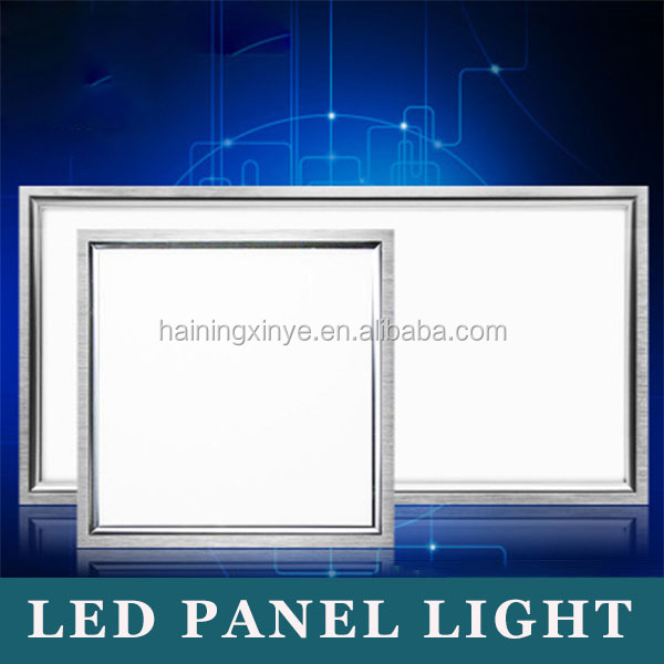 Tuv Gs Ce Rohs Led Panel Light 600*600mm 40w 4000lm 2x2 White Frame Led Light Panel With 3 Years Warranty