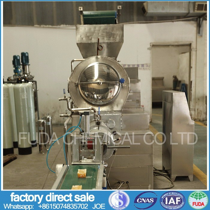 bar soap machine with whole stainless steel materials