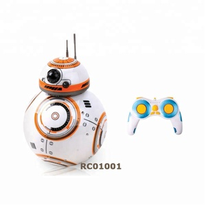 Star Battle Remote Control BB robot B8-8 WIFI RC Robot Mini RC Helicopter for Kids Toys Gift