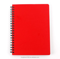 good quality colors spiral notebook with low price notebook