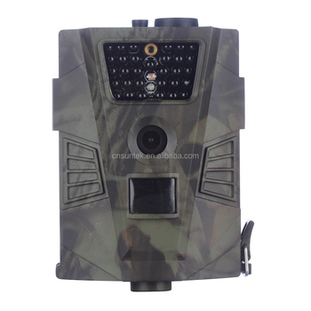11 SUNTEK HT-001 Black 940nm Leds Trail Camera Forest Security Camera
