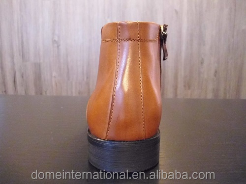 anke wholesale dress style retail brand camel genuine british brogue Hottest leather shoes men boots new online italian shoes vSHcadWqy