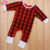 Christmas Kids Clothing Baby Boys Fashion Clothes Cotton Baby Knitted Rompers